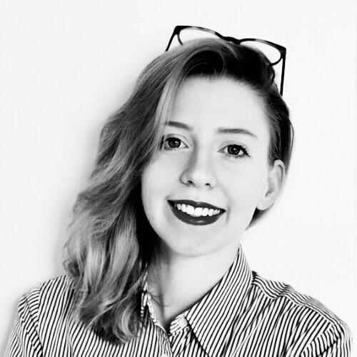 Mathilde Weber chef de produit